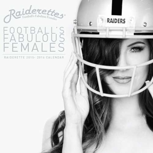 2015-2016 Oakland Raiderette Calendar - Click to enlarge