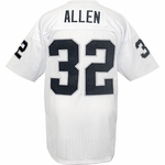 Marcus Allen Throwback Jersey - White