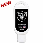 Oakland Raiders 1.5oz Hand Lotion