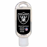 Oakland Raiders 1.5oz Hand Sanitizer