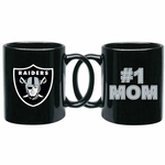 Oakland Raiders 11oz #1 Mom Mug