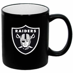 Oakland Raiders 11oz Two Tone Mug