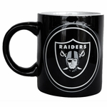 Oakland Raiders 14oz Warm up Mug