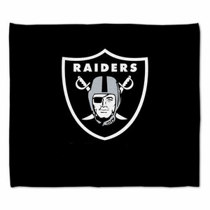 Raiders 15 x 18 Rally Towel - Click to enlarge