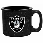Oakland Raiders 15oz Campfire Mug
