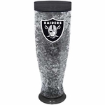 Oakland Raiders 16oz Color Ice Pilsner