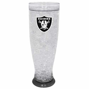 Oakland Raiders 16oz Ice Pilsner - Click to enlarge