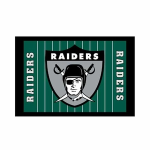 Oakland Raiders 1963 Photo Art Magnet - Click to enlarge