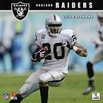 Oakland Raiders 2014 12 x 12 Team Calendar