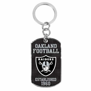 Oakland Raiders 2014 Dog Tag - Click to enlarge