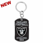 Oakland Raiders 2014 Dog Tag