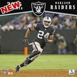 Oakland Raiders 2015 12x12 Team Calendar