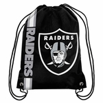 Oakland Raiders 2015 Drawstring Backpack