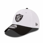 Oakland Raiders 2015 New Era 39Thirty Training Camp Cap