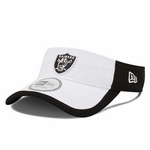 Oakland Raiders 2015 New Era Training Camp Visor