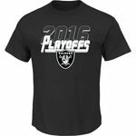 Oakland Raiders 2016 Contender Playoff Tee