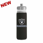 Oakland Raiders 22oz Van Metro Sport Bottle