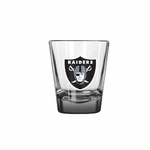 Oakland Raiders 2oz Elite Shot Glass
