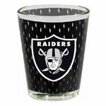 Oakland Raiders 2oz Jersey Collector Shot Glass