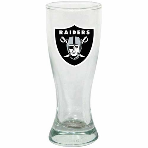 Oakland Raiders 2oz Pilsner Collector Glass - Click to enlarge