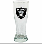 Oakland Raiders 2oz Pilsner Collector Glass