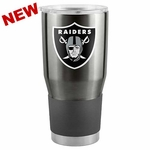 Oakland Raiders 30oz Ultra Tumbler