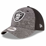 Oakland Raiders New Era 39Thirty Shadowed Team Cap