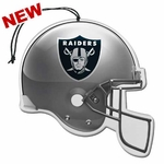 Oakland Raiders 3pk Air Freshener
