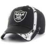 Oakland Raiders '47 Brand Air Lift Adjustable Cap