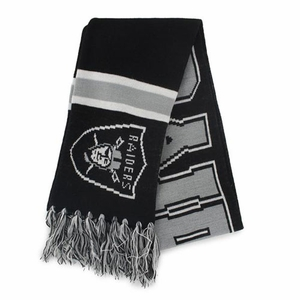 Oakland Raiders '47 Brand Breakaway Scarf - Click to enlarge