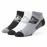 Raiders '47 Brand Brink Low Cut Tonal 3 Pack