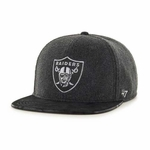 Oakland Raiders '47 Brand Catalyst Cap
