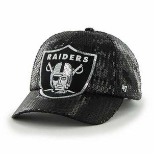 Oakland Raiders '47 Brand Dazzle Cap - Click to enlarge