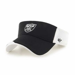 Oakland Raiders '47 Brand Drawback Visor