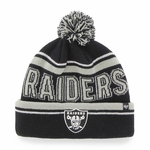 Oakland Raiders '47 Brand Ellie Cuff Knit