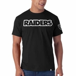 Oakland Raiders '47 Brand Fieldhouse Tee