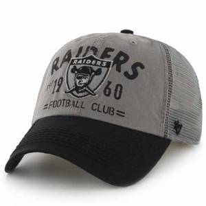 Oakland Raiders '47 Brand Football Club Cap - Click to enlarge