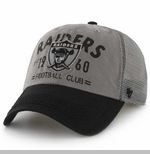 Oakland Raiders '47 Brand Football Club Cap