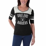 Oakland Raiders '47 Brand Gameday Debut Tee