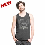 Oakland Raiders '47 Brand High Point Tank