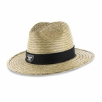 Oakland Raiders '47 Brand Jurassic Straw Hat