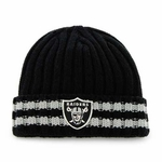 Oakland Raiders '47 Brand Melbourne Knit Hat