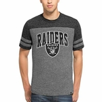 Oakland Raiders '47 Brand Neps Football Tee