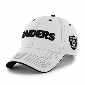 Oakland Raiders '47 Brand Polar Shift Adjustable Cap - Click to enlarge