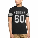 Oakland Raiders '47 Brand Powerback Tee