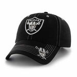 Oakland Raiders '47 Brand Prime Time Cap