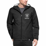 Oakland Raiders '47 Brand React Jacket