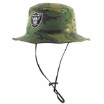 Oakland Raiders '47 Brand Sarge Bucket Hat