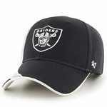 Oakland Raiders '47 Brand Side Step Cap