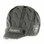 Oakland Raiders '47 Brand Skybox Knit Hat